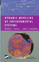 Dynamic Modeling of Environmental Systems PDF