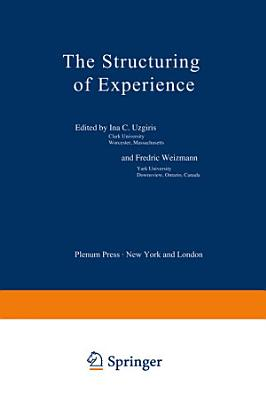 The Structuring of Experience