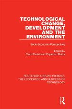 Technological Change, Development and the Environment