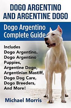 Dogo Argentino and Argentine Dogo PDF