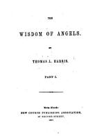 The Wisdom of Angels  Pt  I  PDF