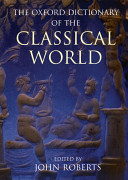 The Oxford Dictionary of the Classical World PDF