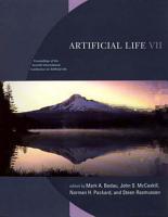 Artificial Life VII PDF