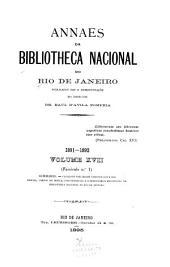 Anais da Biblioteca Nacional: Volume 17