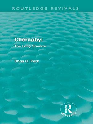 Chernobyl (Routledge Revivals)