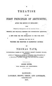 A treatise on the first principles of arithmetic, after the method of Pestalozzi