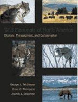 Wild Mammals of North America