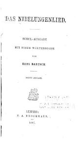 Das Nibelungenlied: Schul-ausgave
