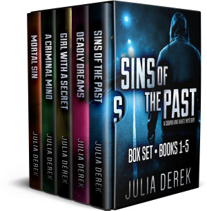 SINS OF THE PAST   THE BOX SET