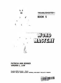 Word Mastery