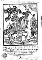 Don Florisel de Niquea: la primera parte [segundo libro] de la quarta de la Choronica de el excellentissimo principe don Florisel de Niquea