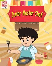 Junior Master Chef: Hong Kong ICAC Comics 香港廉政公署漫畫