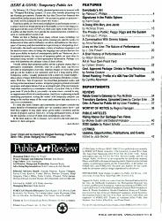 Public Art Review PDF