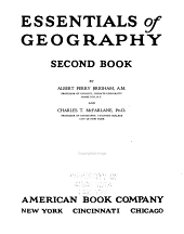 Essentials of Geography: Volume 2
