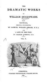 The Dramatic Works of William Shakespeare: Romeo and Juliet. Hamlet. Othello