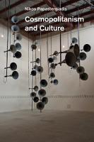 Cosmopolitanism and Culture PDF