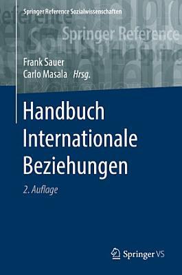 Handbuch Internationale Beziehungen PDF