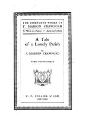 The Complete Works of F. Marion Crawford: Volume 7