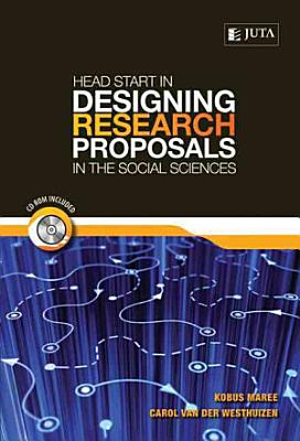 Head Start in Designing Research Proposals in the Social Sciences PDF