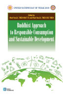 Buddhist approach to responsible consumption and sustainable development