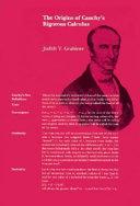 Download The Origins of Cauchy s Rigorous Calculus Book