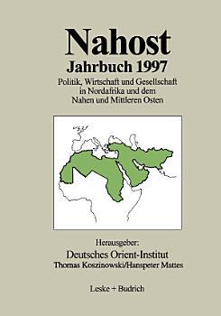 Nahost Jahrbuch 1997 PDF