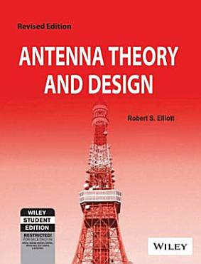 ANTENNA THEORY AND DESIGN  REVISED ED PDF