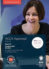 ACCA F6 Taxation FA2015