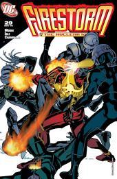 Firestorm: The Nuclear Man (2006-) #29