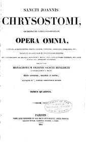 Opera omnia, castigata ad manuscriptos codices Gallicos, Vaticanos, Anglicanos, Germanicos, etc: Volumes 4-5