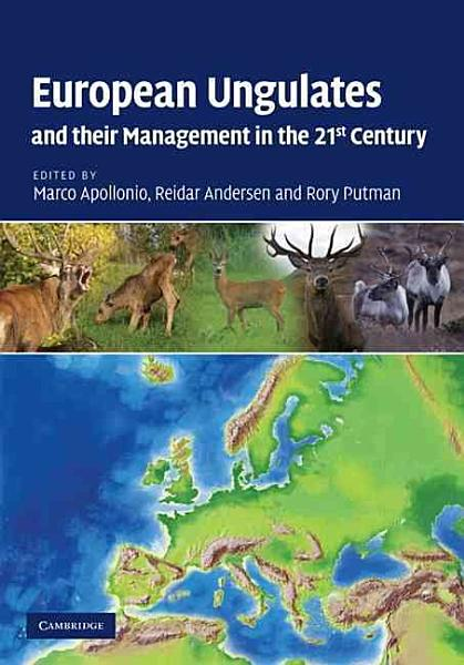 Download European Ungulates and Their Management in the 21st Century Book