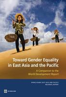 Toward Gender Equality in East Asia and the Pacific PDF