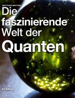 Die faszinierende Welt der Quanten PDF