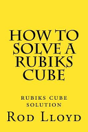 How to Solve a Rubiks Cube PDF