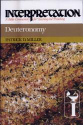 Deuteronomy Book PDF