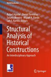 Structural Analysis Of Historical Constructions Book PDF