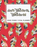 Download 2020 Yearly Goal Planner Book