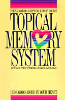 Topical Memory System Basic  Package Contains 4 Versions  NIV  NASB  KJV  and NKJV with Cards PDF