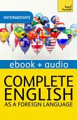 Complete English As A Foreign Language Teach Yourself Enhanced Ebook Epub