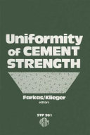 Uniformity of Cement Strength