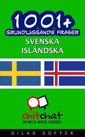 1001+ grundläggande fraser svenska - isländska