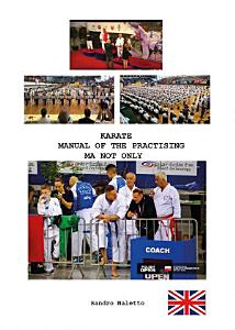 Karate manual of the practising ma not only PDF