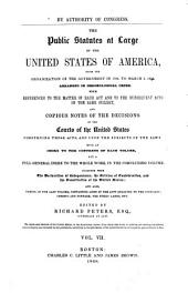 Treaties Between the United States and the Indian Tribes