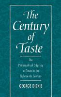 The Century of Taste PDF