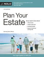Plan Your Estate: Edition 13