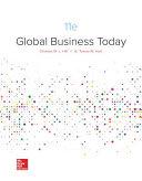Loose Leaf Global Business Today PDF