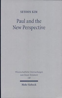 Paul and the New Perspective PDF