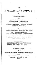 The Wonders of Geology: Or, A Familiar Exposition of Geological Phenomena : Being the Substance of a Course of Lectures Delivered at Brighton, Volume 2