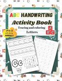 Abc Handwriting Activity Book