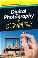 Digital Photography for Dummies, Mini Edition